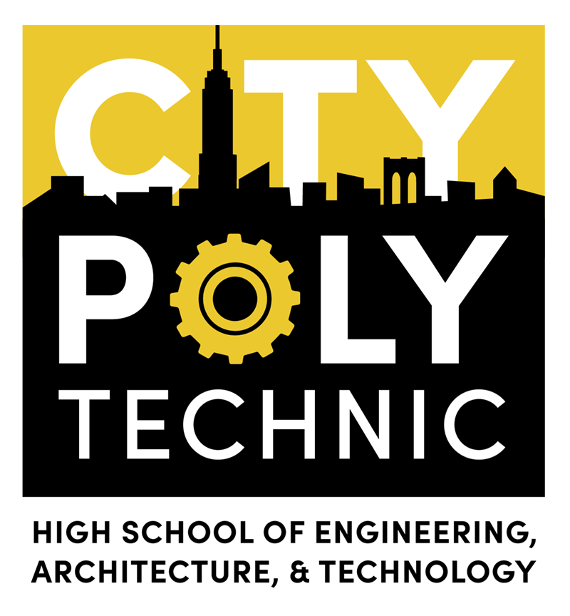City Polytechnic High School of Engineering, Architecture, and Technology logo