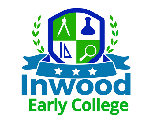Inwood Early College for Health and Information Technologies logo